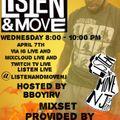 WhoisBriantech Live IG for listen and Move NJ part 1
