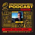 Drum&BassArena Podcast #006 w/ Jubei Guest Mix