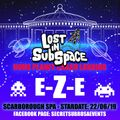 Secret Sub Rosa at the Scarborough Spa 2019 - Lost in Sub Space - E-Z-E