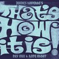 James Lavelle's That's How It Is Def Mix 4: Late Night (DJ Mix Only)