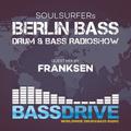 Berlin Bass 073 - Guest Mix by FRANKSEN