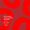 Shadowbox @ Radio 1 28/03/2021: 30 let Radia 1