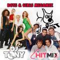DJ Tony - Boys and Girls Megamix @ Retroradio / HitMix, 12.03.2021
