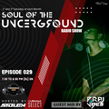 Soul Of The Underground with Stolen SL TM Radio Show EP029 Guest Mix by Praj Vibes