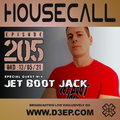 Housecall EP#205 (13/05/21) incl. a guest mix from Jet Boot Jack