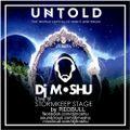 Dj Moshu Live @ Untold Festival 2016 Stormkeep Stage By RedBull
