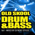 DJ Ricky Spires - 90s Old Skool Drum and Bass