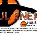 The Solar Radio Soul Energy House Chart for  2018 with Steve Johns, Raj Selli and Paul Phillips