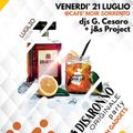 J&S Project - DJ Set -@Cafe'Noir Sorrento (NA)
