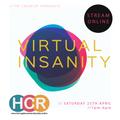 Virtual Insanity Festival (April 25th 2020) - As Broadcast On Harrogate Community Radio