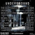 THE DJ PRODUCER - Enter The Hole Underground On HardSoundRadio-HSR