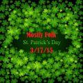 Mostly Folk Episode 50 (3/17/15) Saint Patrick's Day