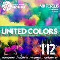 UNITED COLORS Radio #112 (Ethnic House, Afro House, Old Skool Bollywood Remixes, Guaracha, Panjabi)