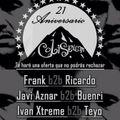 Coliseum 21º Aniversario  dj frank vs dj ricardo vol2  22-11-14