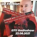 0711 Radioshow on egoFM - 23.08.2021 - DJ Friction