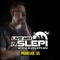 Live mix by DJ Slepi promo vol. 65