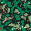 planet'air #9 by Patricia Brito (14.09.20) [ Live @ COSMOS lx]
