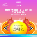 Live @ Mustache & United Boat Party in Bangkok, Thailand
