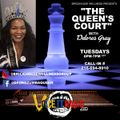 The Queen's Court w/ Delores Gray 6/18/19 Guest: Jeff Mixon