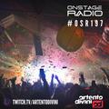Artento Divini - Onstage Radio (LIVE TWITCH)