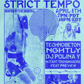 Strict Tempo 04.08.2021 (Digital Sweat)