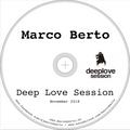 Marco Berto - Deep Love Session - November 18