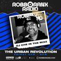 The Urban Revolution Show (Robbo Ranx Radio 08 10 21)