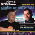 Victor Special - Motion of the Planet Episode 156 with Toregualto Transcendent Album  Mix