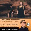 Anastasia & Tyr Kohout - GUEST MIX FOR MONIKA 170+ (April 2020)