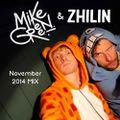 ZHILIN & MIKE GREEN - November 2014 mixtape