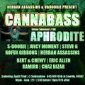 Aphrodite Live at Cannabass 2017, Substation, Seattle USA - (Promoter Herban Assassins)