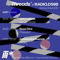 Johana & Lile (Banda Panda) Threads* x RADIO.D59B - 15-Apr-19