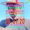 cooldjfrank's Philadelphia Weekend Flava Show #33 Old School Hip-Hop/R&B 080120