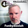 Funkdoolah  - Seine Geschichte - 4 The Music Live - Techno Tuesday 15.06.21