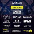 Arty Presents Alpha 9 - Live @ Ultra, Miami (ASOT) [Free Download]