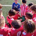 L'Escola de Futbol de Flix celebra l'inici de la temporada amb una gran festa
