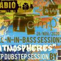 Fall-N-in-bass Sessions # 6 Atmospheres @ Radio Tilos, Dawn Tempo 28/Nov/2020