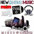 New House Trackz - June 2k16 - Vol 8 (Mixed @ DJvADER)