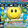 Apply the Breaks Live @ Epidemik @ Ministry of Sound 2007