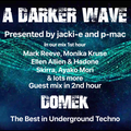 #341 A Darker Wave 28-08-2021 with guest mix 2nd hr by Domek