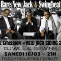 RARE R&B & NEW JACK L'Emission #Special New Jack Swing vol.2 sur Soulmet Radio