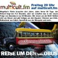 multicult.fm ALANDALA Reise um den Globus