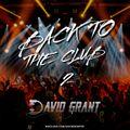 DAVID GRANT - BACK TO THE CLUB #2 (HIP HOP / URBAN /  R&B)