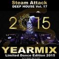 Steam Attack Deep House Mix Vol. 17 Yearmix 2015 Limited Dance Edition