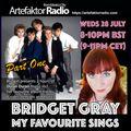 Episode 56 - My Favourite Sings - Artefaktor Radio - 20210728 - Duran Duran Special Part 1
