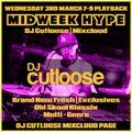 DJ CUTLOOSE | MIDWEEK HYPE | 3RD MARCH 2021