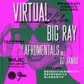 The Afromentals Mix #146 by DJJAMAD Sundays on Big Ray's Virtual Vibe 8-10pm EST  MAJIC 107.5 FM