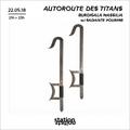 Autoroute des Titans #7 -  Burdigala Massilia w/ Radiante Pourpre
