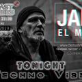 Jam El Mar Exclusive - November Techno Trance Vibes on BelfastVibes Radio