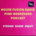 "DJ JOEE - "" CIELO "" - HOUSE FUSION RADIO UK - SHOW # 32 / PINK WEEKEND FOR "" MADDY """